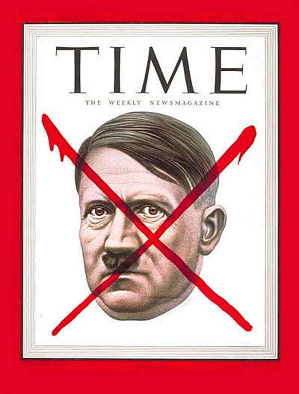 When did Hitler Die?